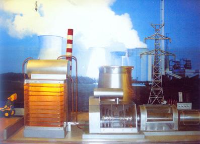 煤炭发电原理