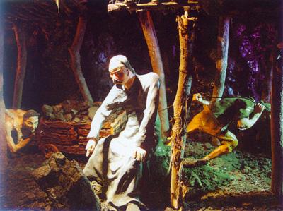 有一个古老的传说:康熙被困关门窑