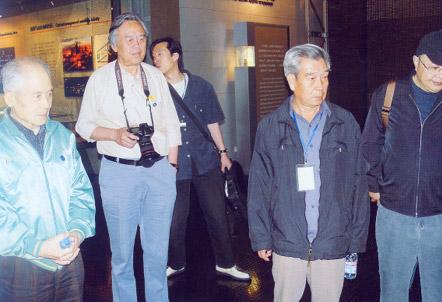 专家学者在中国煤炭博物馆交流陈列艺术设计经验