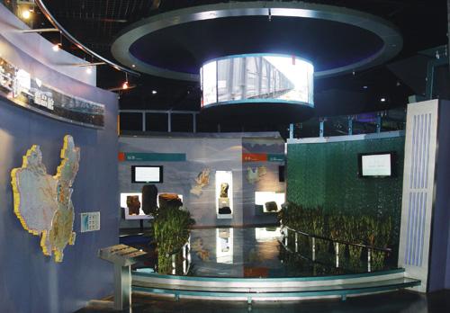 2009年5月,第三期征集陈列展(精品馆)正式对公众开放