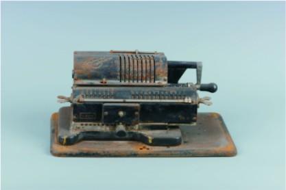 手摇计算机(Qe11NKc苏联产)