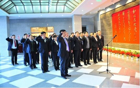 """中国煤炭博物馆开展弘扬""""红船精神""""主题党"""