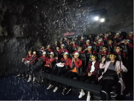 中国煤炭博物馆完成4D动感影院和讲解器升级