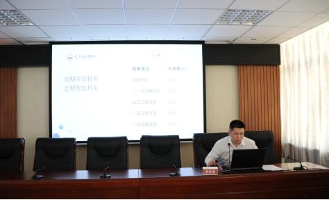 """中国煤炭博物馆团委组织举办""""青马工程""""青"""